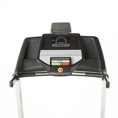 Proform Performance 350i Treadmill - Console