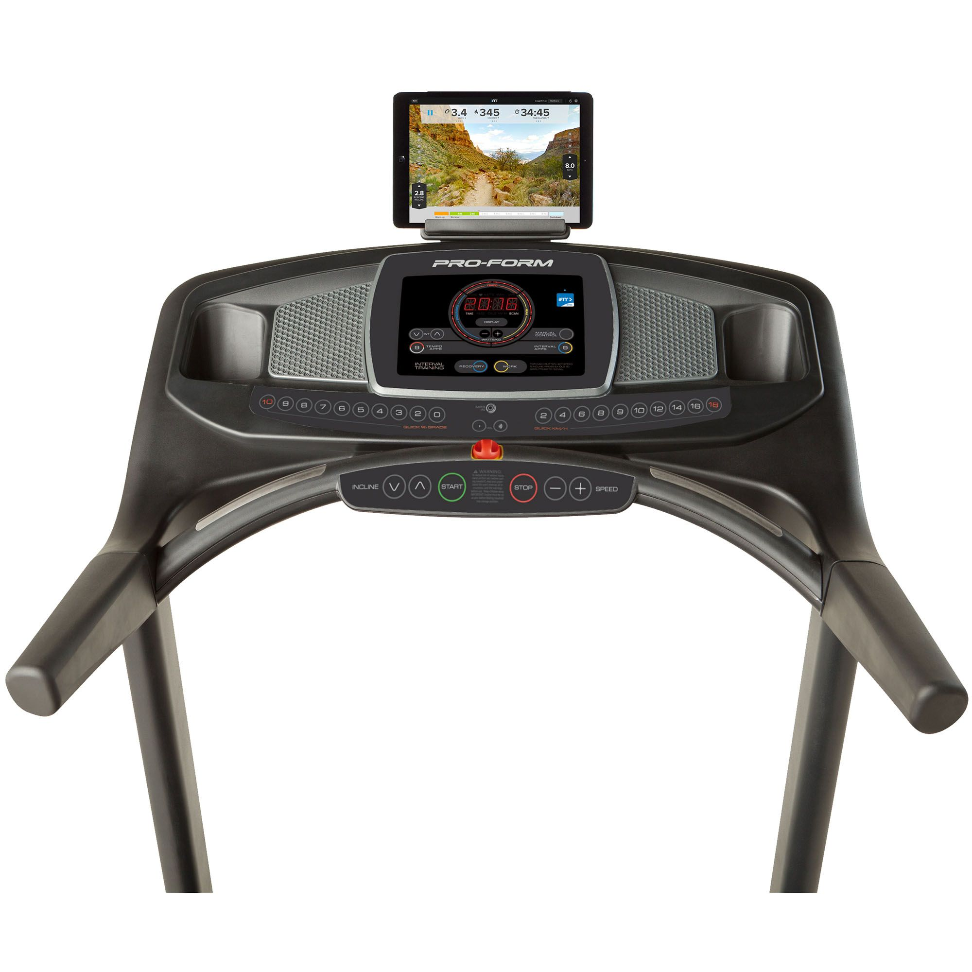 Worn Treadmill Deck: Proform Performance 410i Treadmill
