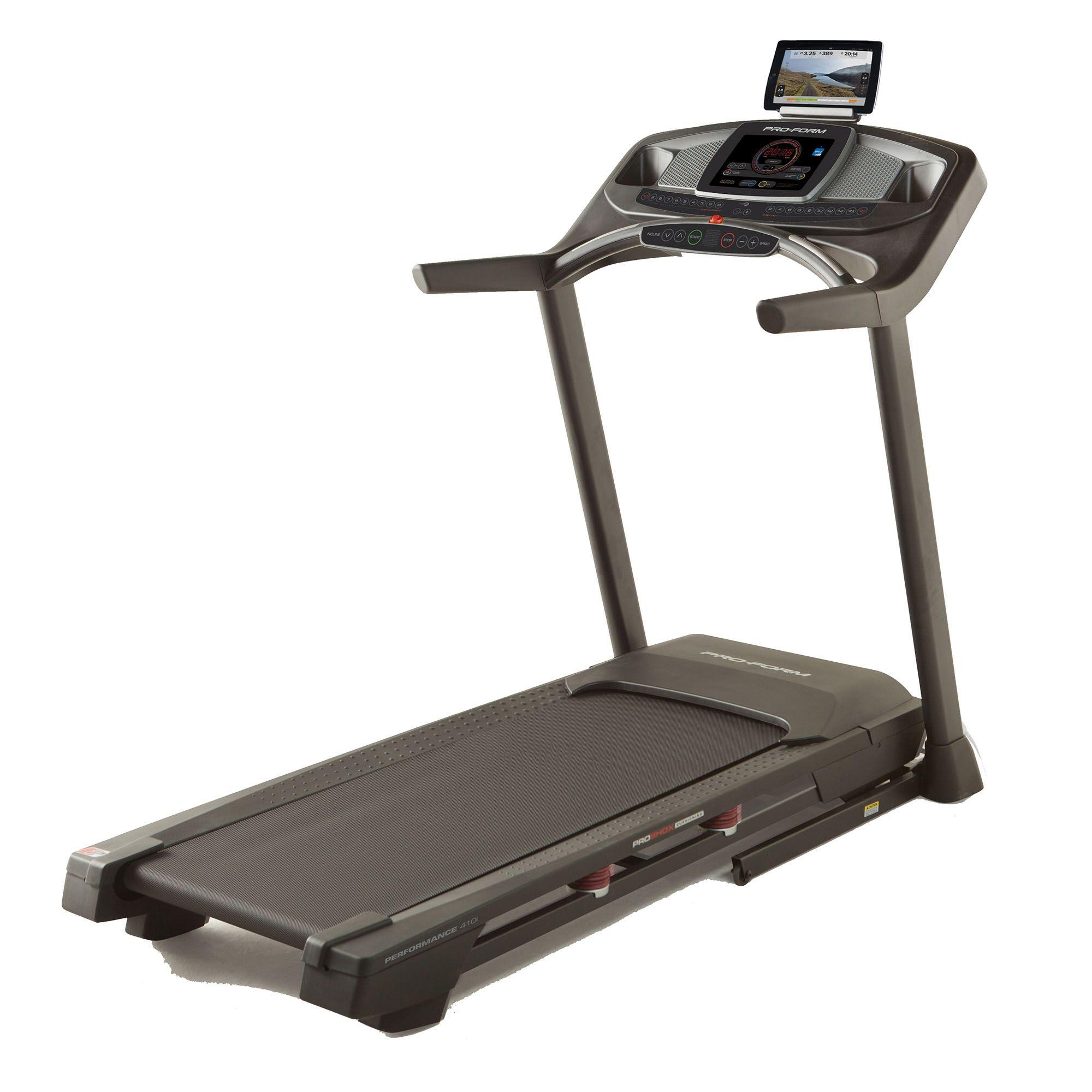 Icon Proform Power 795 Treadmill: Proform Performance 410i Treadmill