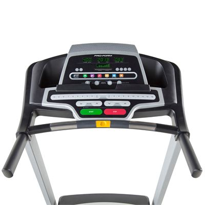 ProForm Performance 750 Treadmill console