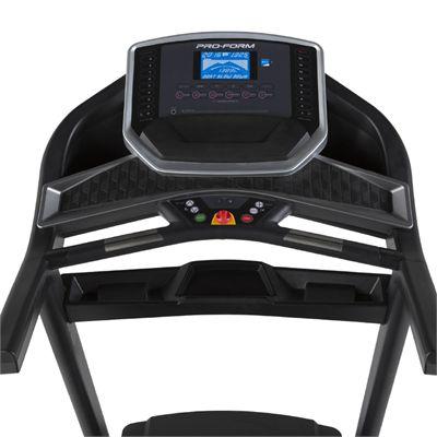 Proform Power 525i Treadmill - Console