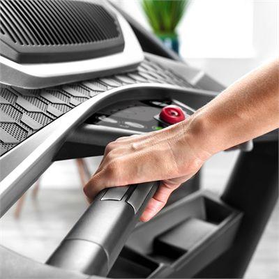 Proform Power 525i Treadmill - Grips