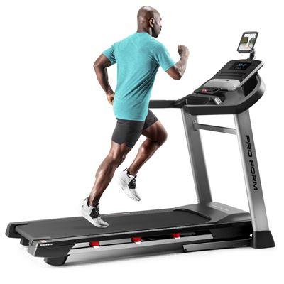 ProForm Power 995i Treadmill 2020 - In Use