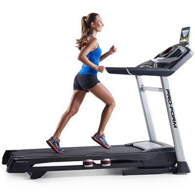ProForm Power 995i Treadmill - In Use