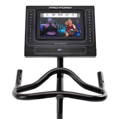 ProForm SMART Power 10.0 Indoor Cycle - Console