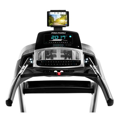 ProForm Pro 1000 Treadmill - Console