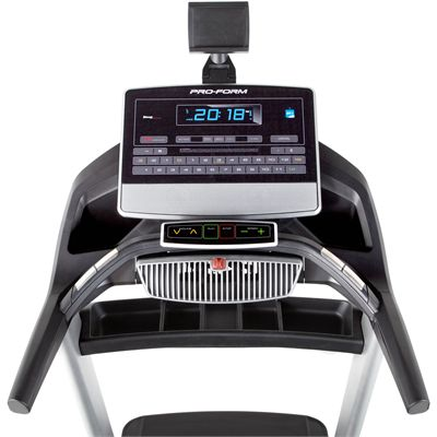 ProForm Pro 1500 Treadmill - Console