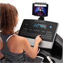 ProForm Pro 1500 Treadmill - Console In Use