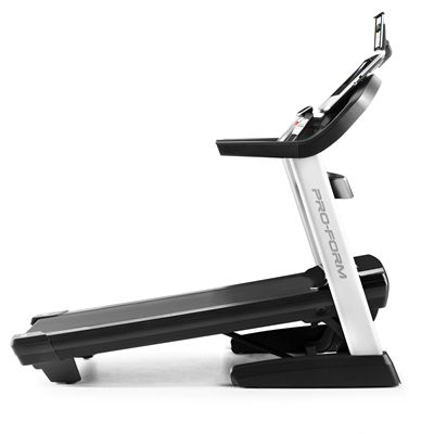 ProForm Pro 5000 Treadmill - Side