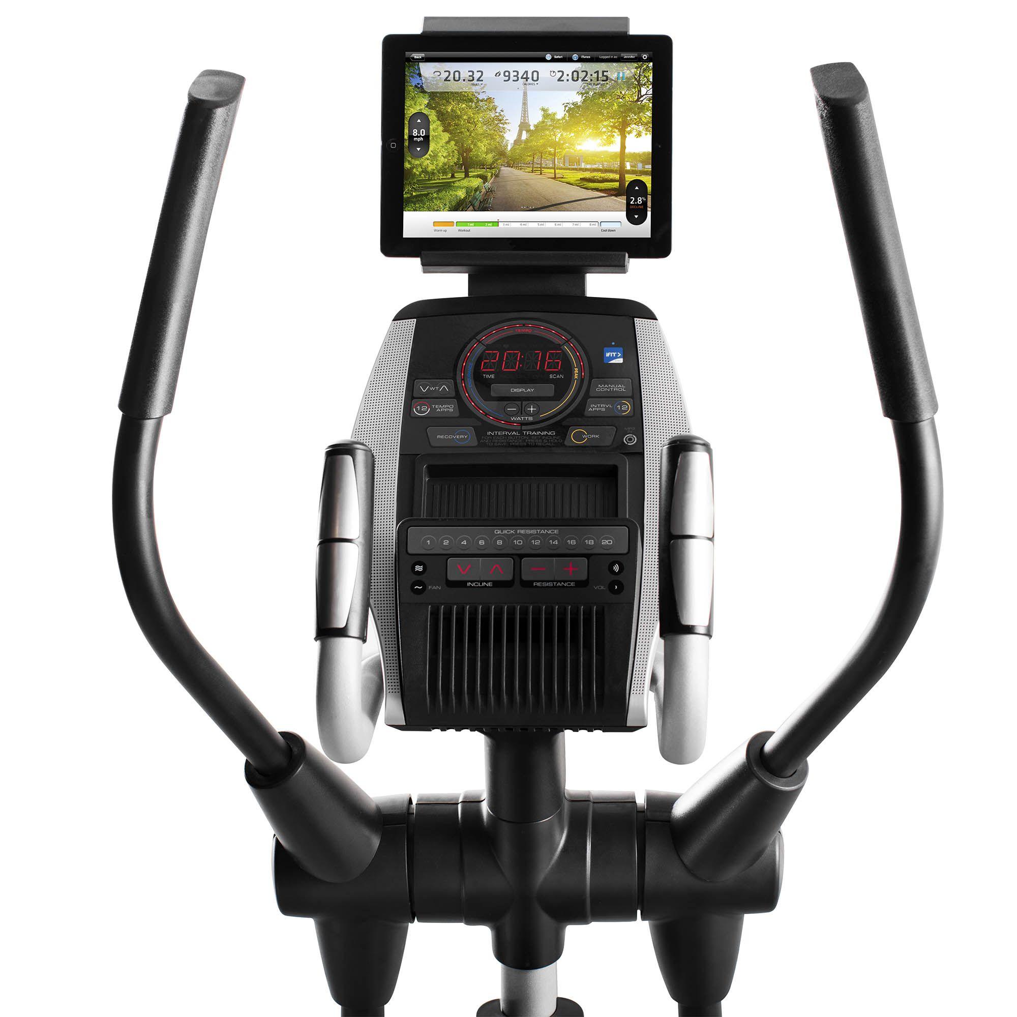ProForm Smart Strider 695 CSE Elliptical Cross Trainer