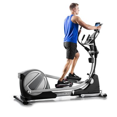 ProForm Smart Strider 695 CSE Elliptical Cross Trainer - In Use by Man