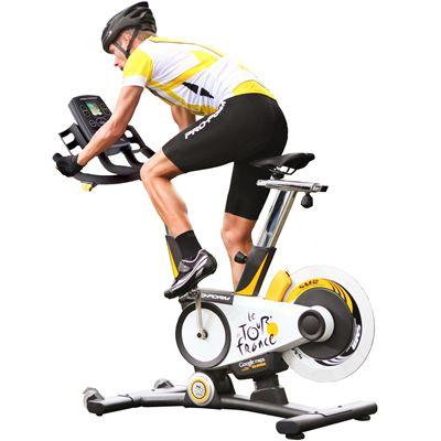 ProForm Tour De France Cycling Bike In Use