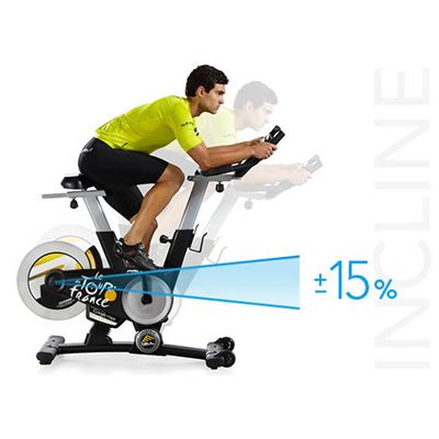 ProForm Tour de France TDF 1.0 Indoor Cycle - Angle