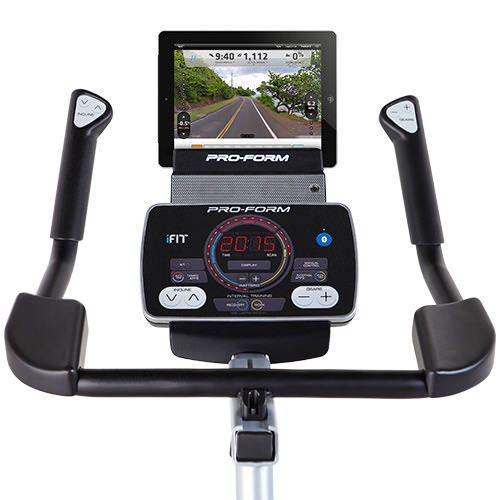 Bike Trainer En Francais: ProForm Tour De France TDF 1.0 Indoor Cycle