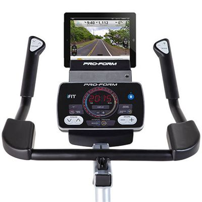 ProForm Tour de France TDF 1.0 Indoor Cycle - Console