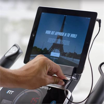 ProForm Tour de France TDF 1.0 Indoor Cycle - Ipad