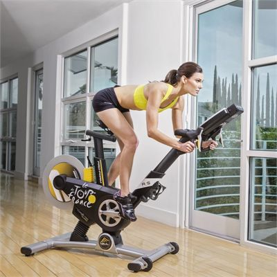 ProForm Tour de France TDF Pro 5.0 Indoor Cycle 2016 - In Use1