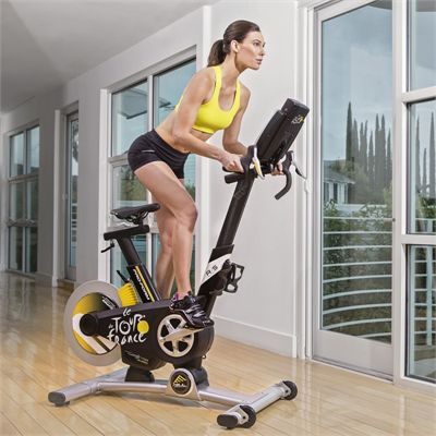 ProForm Tour de France TDF Pro 5.0 Indoor Cycle 2016 - In Use