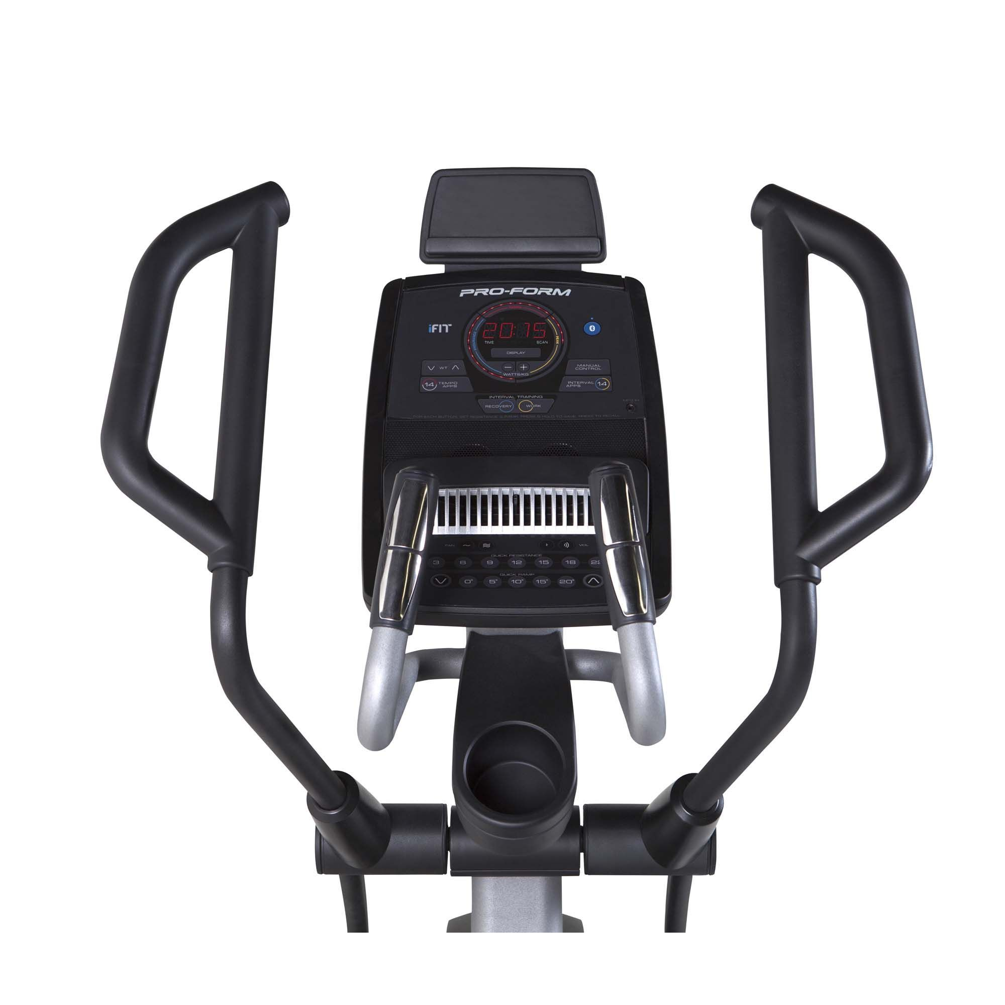 Horizon Elliptical Ce6 0: ProForm Ultimate Cardio Fitness Package