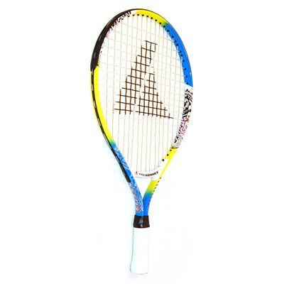 ProKennex ACE 19 Junior Tennis Racket-Yellow-Blue