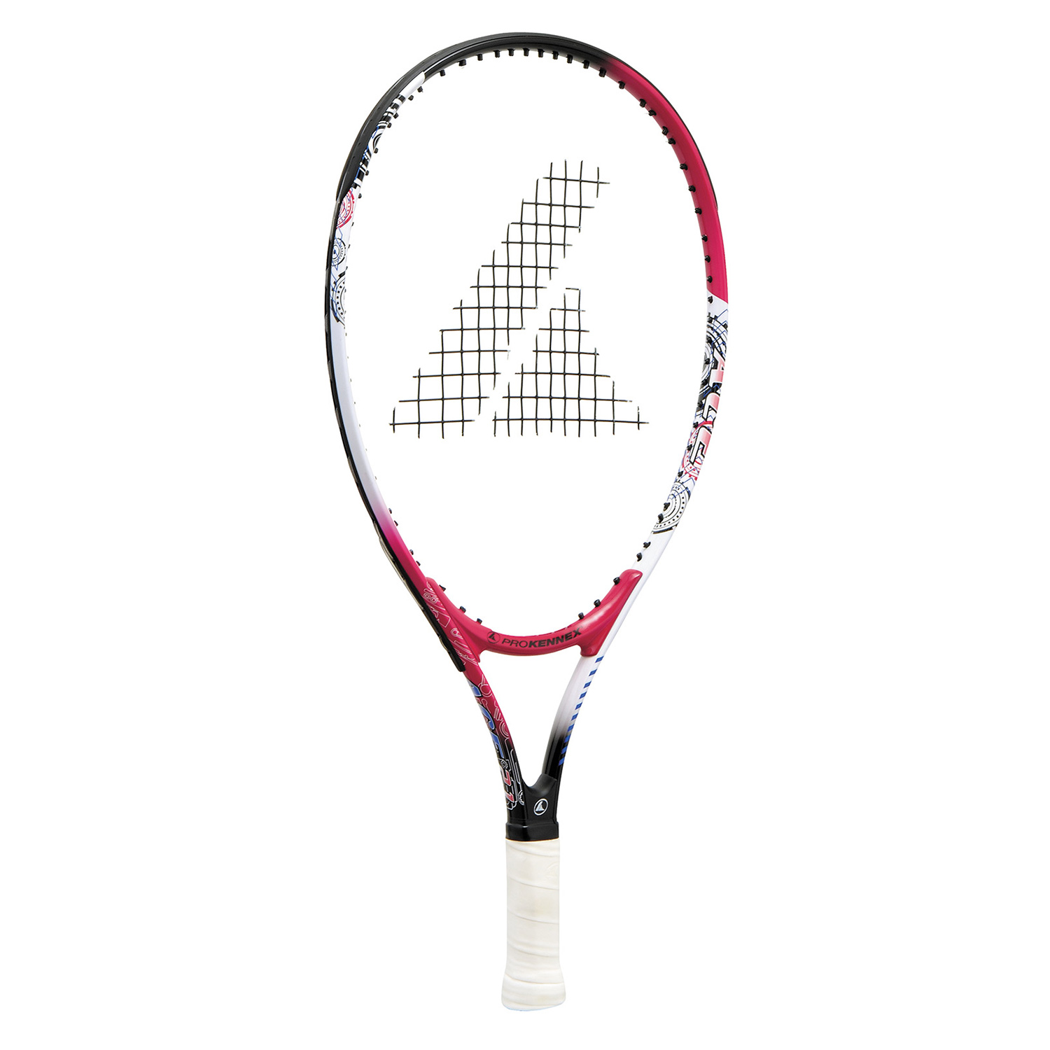 ProKennex Ace 21 Junior Tennis Racket SS15  PinkWhite