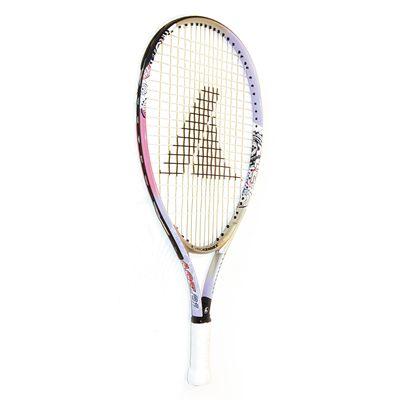 ProKennex ACE 21 Junior Tennis Racket-Pink-Silver