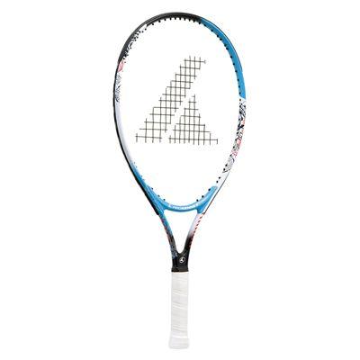 ProKennex Ace 23 Junior Tennis Racket - Light Blue