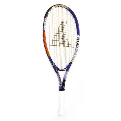 ProKennex ACE 23 Junior Tennis Racket-White-Orange-Blue