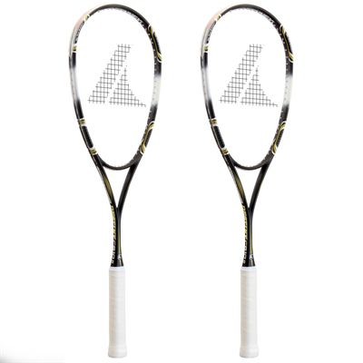 ProKennex Destiny CB 10 II Squash Racket Double Pack