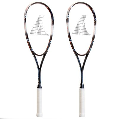 ProKennex Destiny CB 20 II Squash Racket Double Pack