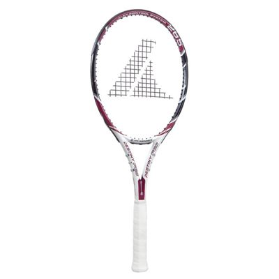 ProKennex Destiny FCS (265g) Tennis Racket - White/Purple