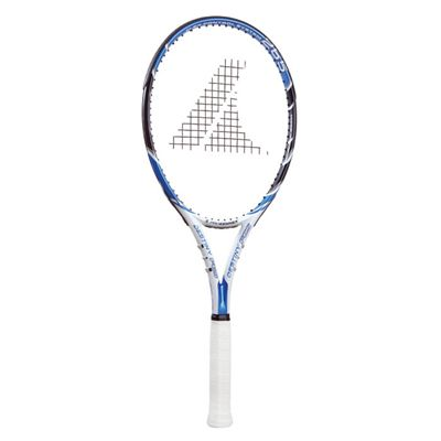 ProKennex Destiny FCS (265g) Tennis Racket - White/Blue