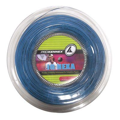 ProKennex IQ Hexa 17G Tennis String - 200m Reel