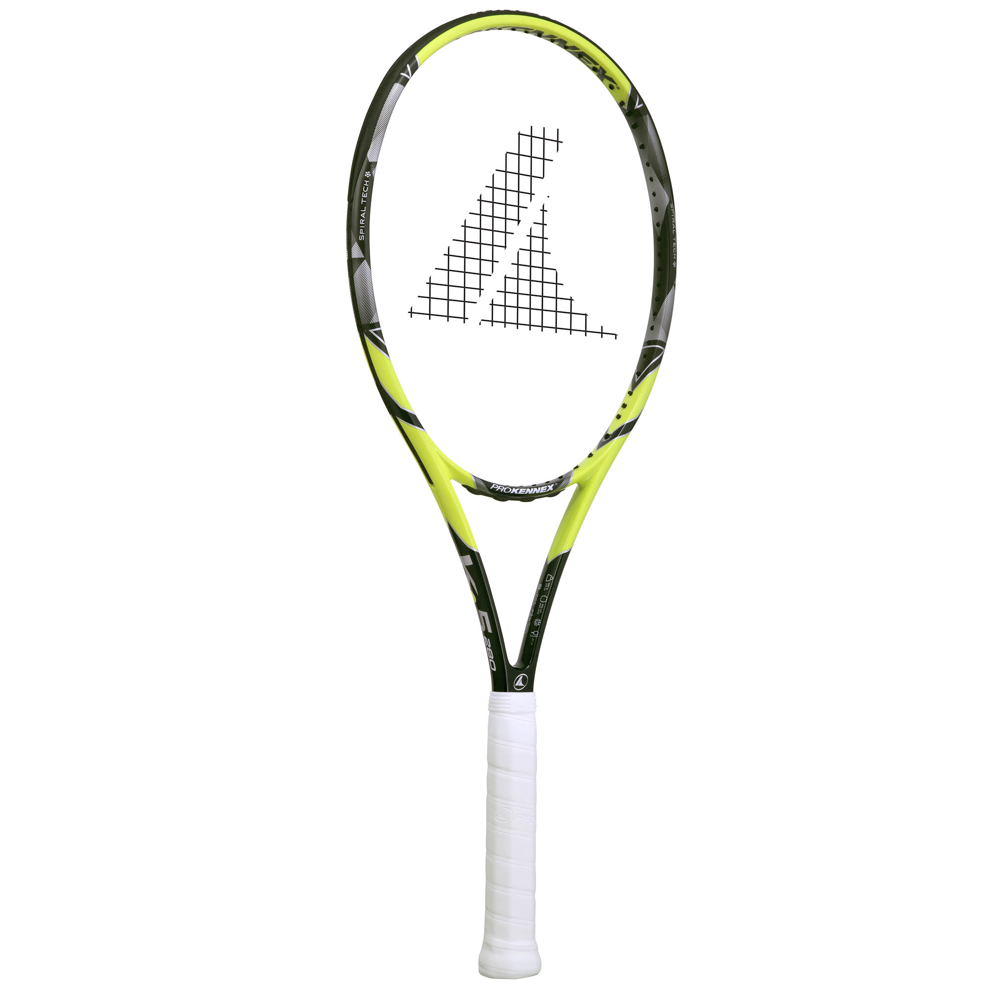 ProKennex Ki 5 280 Tennis Racket – Grip 4