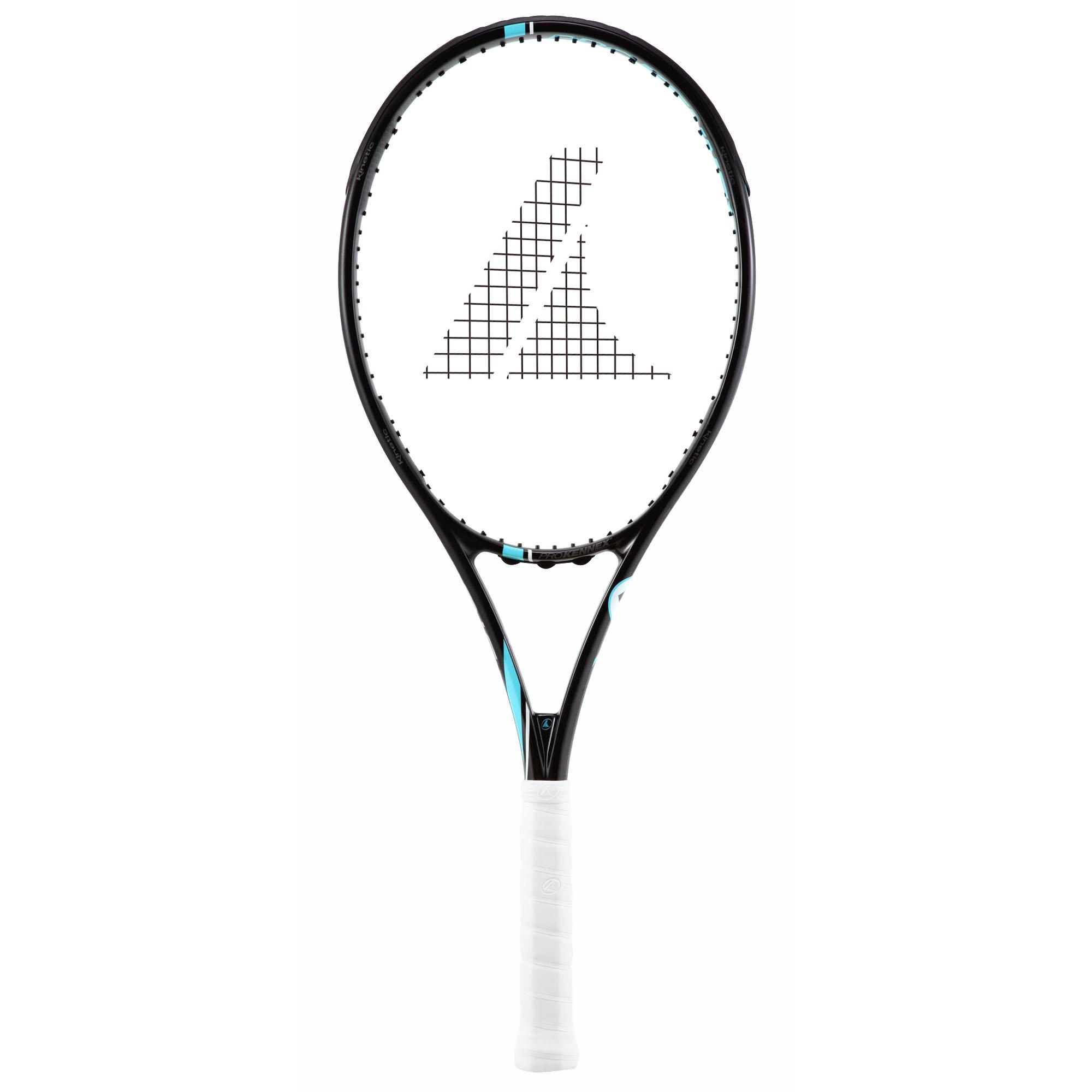 Image of ProKennex Ki Q Plus 15 Tennis Racket - Grip 4