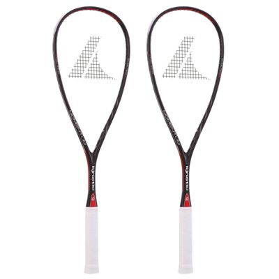 ProKennex Kinetic Momentum Squash Racket Double Pack