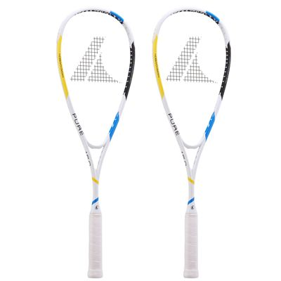ProKennex Pure 150 Squash Racket Double Pack
