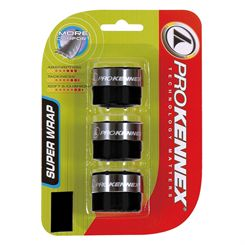 ProKennex Super Wrap Overgrip - 3 Pack