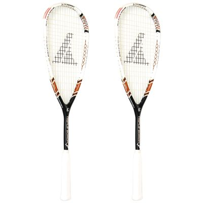 ProKennex Triple Boron 145 Squash Racket Double Pack