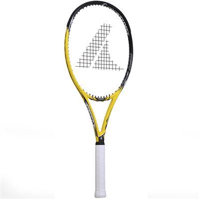 ProKennex Turbo Ace Tennis Racket - Yellow