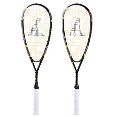 ProKennex Twister Force Squash Racket Double Pack