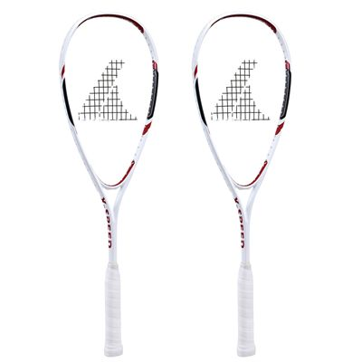 ProKennex X-Speed Squash Racket Double Pack
