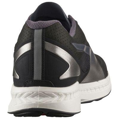 Puma Descendant V3 F5 Mens Running Shoes-Black And White - Back