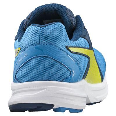 Puma Descendant V3 F5 Mens Running Shoes - Blue/Back