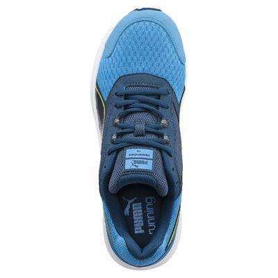 Puma Descendant V3 F5 Mens Running Shoes - Blue/Top