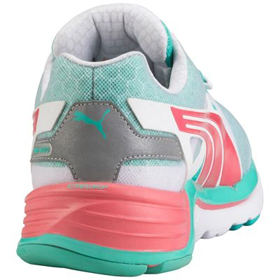 Puma Faas 1000 Ladies Running Shoes Rear View
