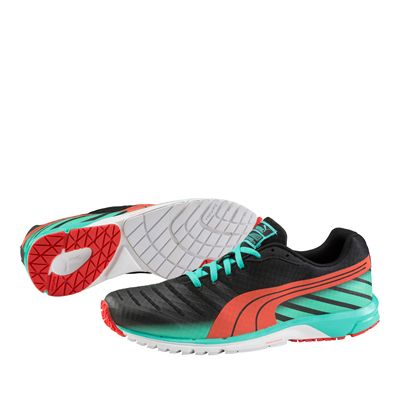Puma Faas 300 V3 Mens Running Shoes Sole and Side View