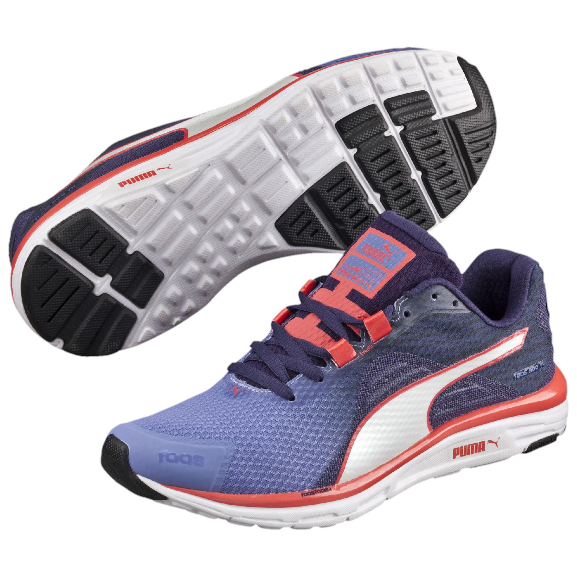 Puma Faas 500 V4 Ladies Running Shoes  7.5 UK