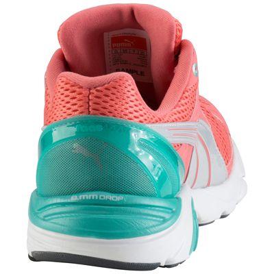 Puma Faas 600 S Ladies Running Shoes Rear View