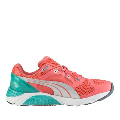 Puma Faas 600 S Ladies Running Shoes Side View